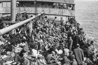SS Alderpool, June 1940